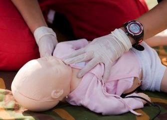 Udzielenie ratunku medycznego u dzieci