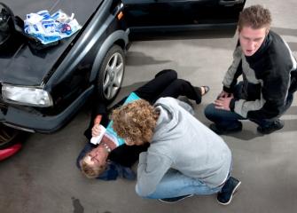 Pierwsza pomoc dla kierowców