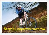 Serwis i naprawa rowerów
